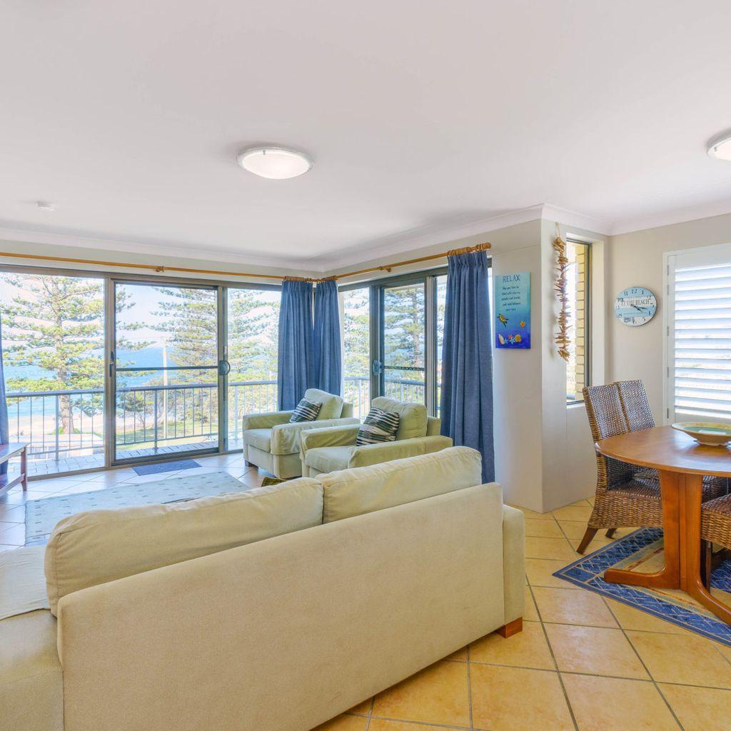 Flinders Lodge - Top Floor Across From Main Beach
