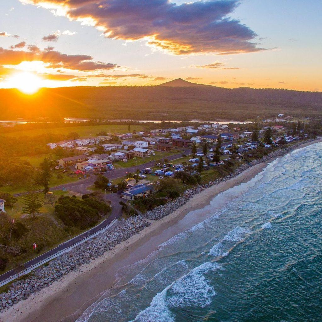 Pacifica Unit 2 - Beachfront Location