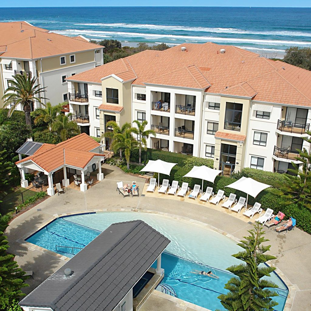 The Sands - Unit 3 - Ocean Views Across from Pippie Beach