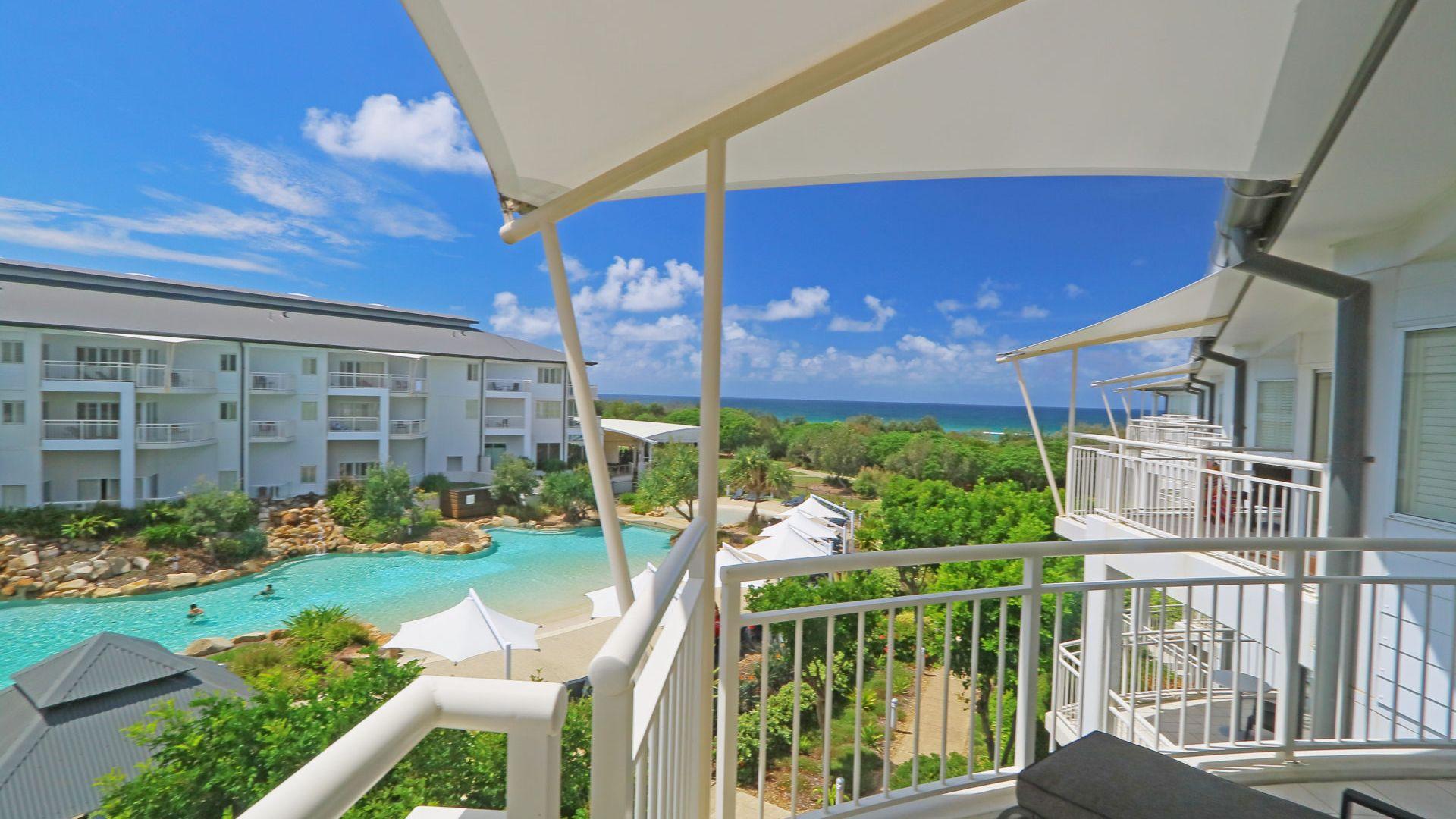 Amazing Ocean Views Resort Apartment