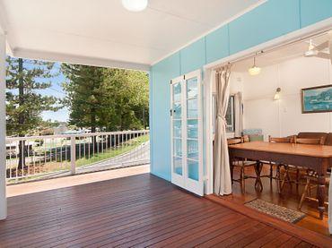 The Blue House – Original Yamba Beach Shack