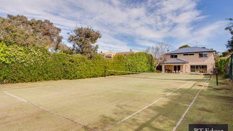 Franklin Tennis House