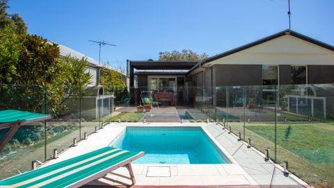 Frimmell Pool Retreat