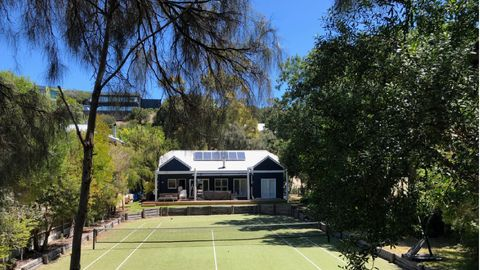 Seabird Tennis Retreat
