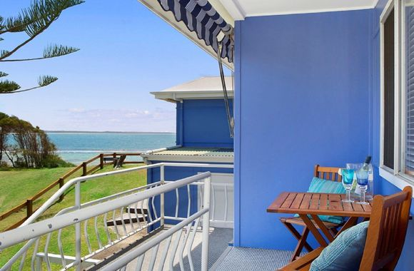 Ocean Blue Apartment Four