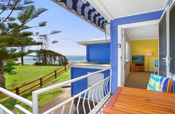 Ocean Blue Apartment Three