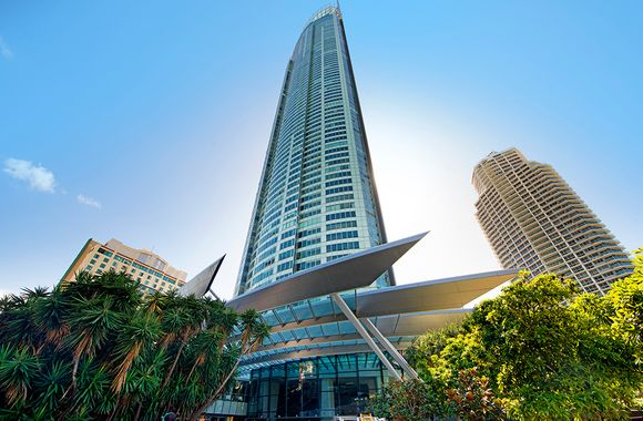 Luxury 5 Star in the Q Surfers Paradise