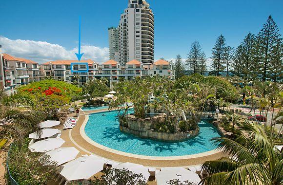 Calypso Plaza Resort Unit 417