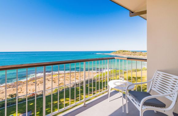 Craigmore On the Beach Unit 13 – views views