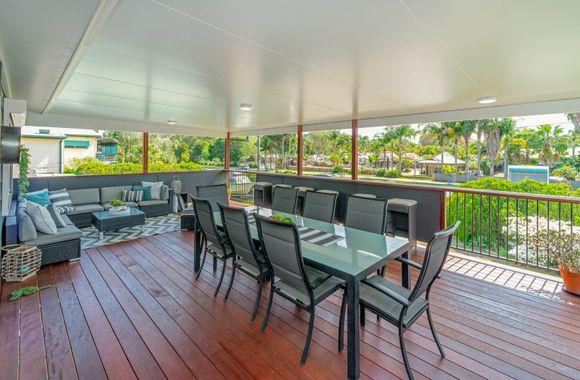 Finlay's Retreat – Pet Friendly fully fenced back yard House – Yamba