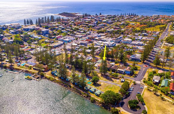 Bayside – Central Secluded Hideaway