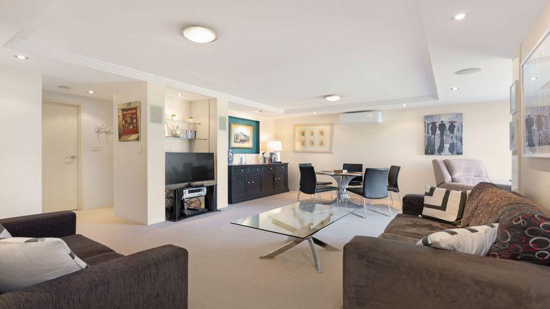 Garden Apartment @ Forster Tower