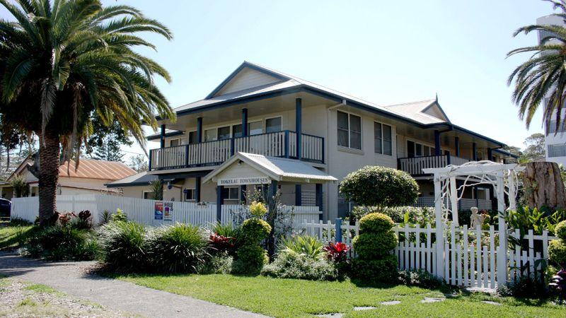 Tokelau 2 – Tuncurry Townhouse