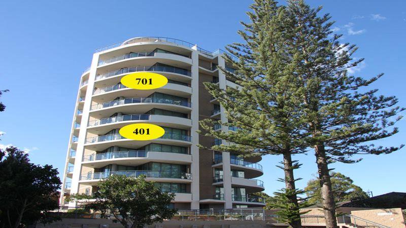 Twin Pines 701 – CBD Location