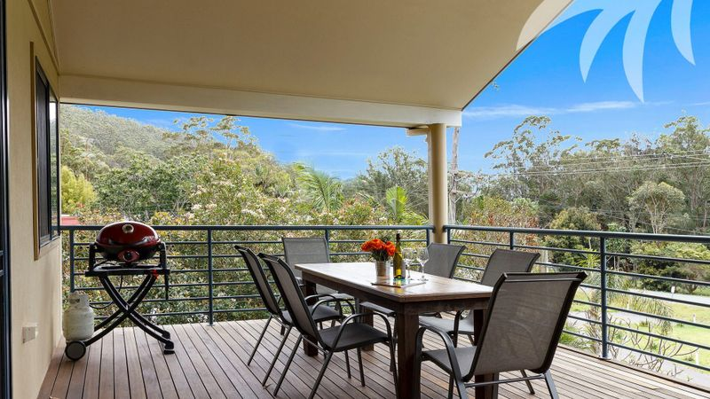 Peace and privacy at Palmbrook