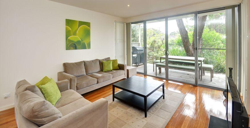 Executive Garden Apartment