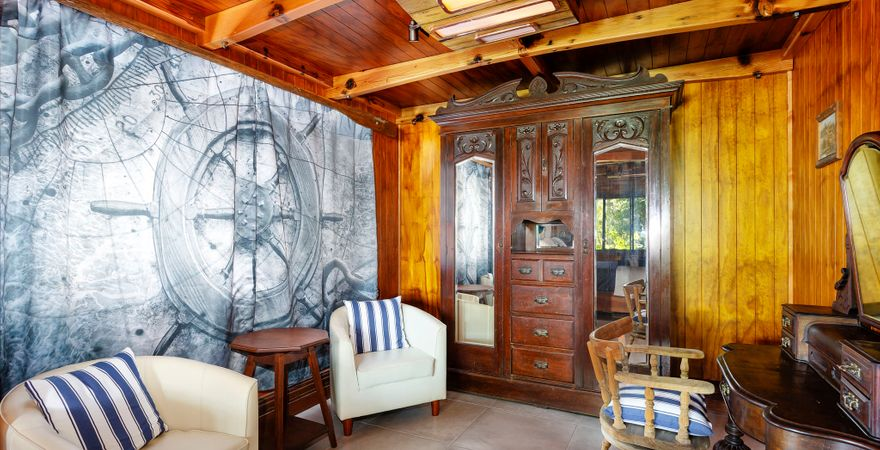 Nautical Myall Cottage
