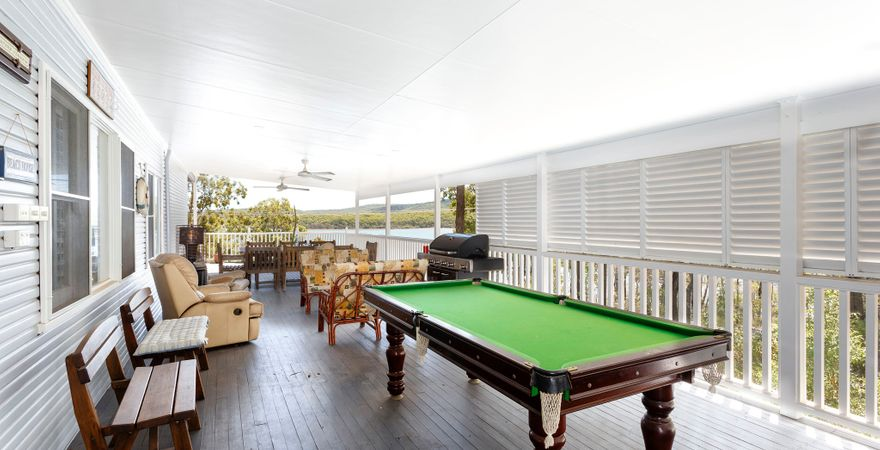 Perfect Seclusion  – Top Level Only