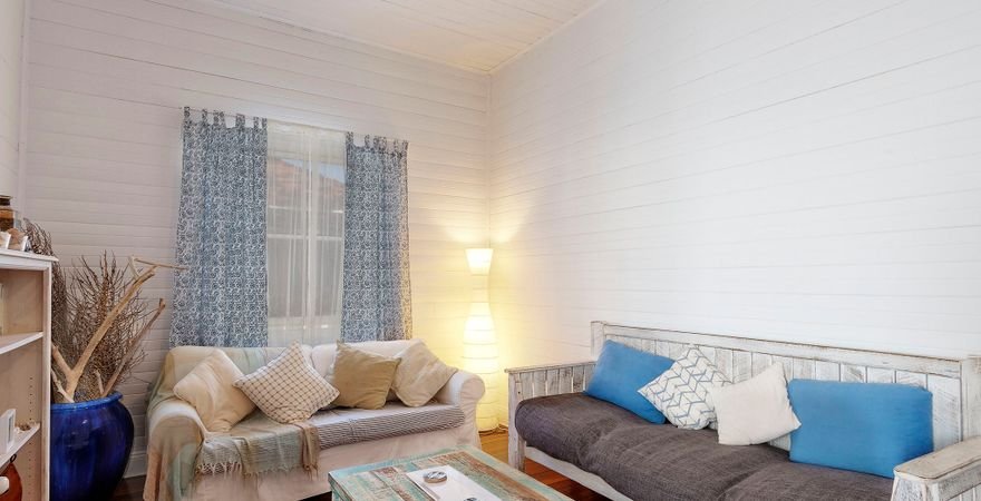 Roomy Two Bedroom Holiday Home