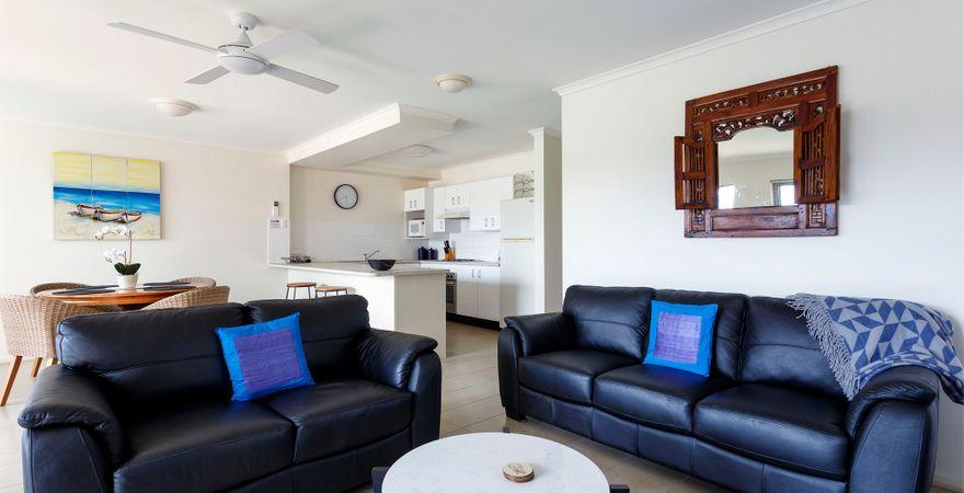 Seachange Apartment 1