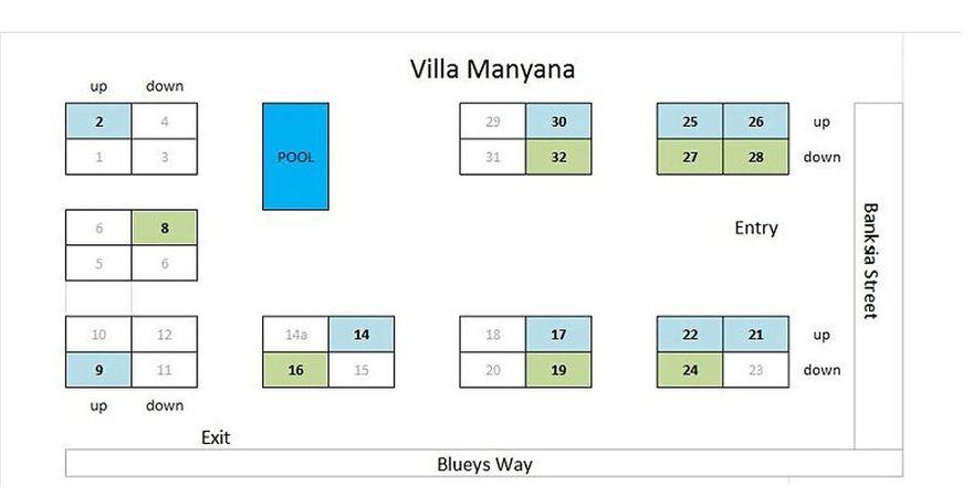 Blueys Beach Villa Manyana 32 – Surfsea