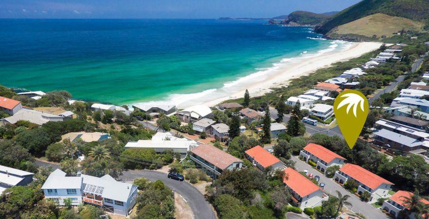 Blueys Beach Villa Manyana 16