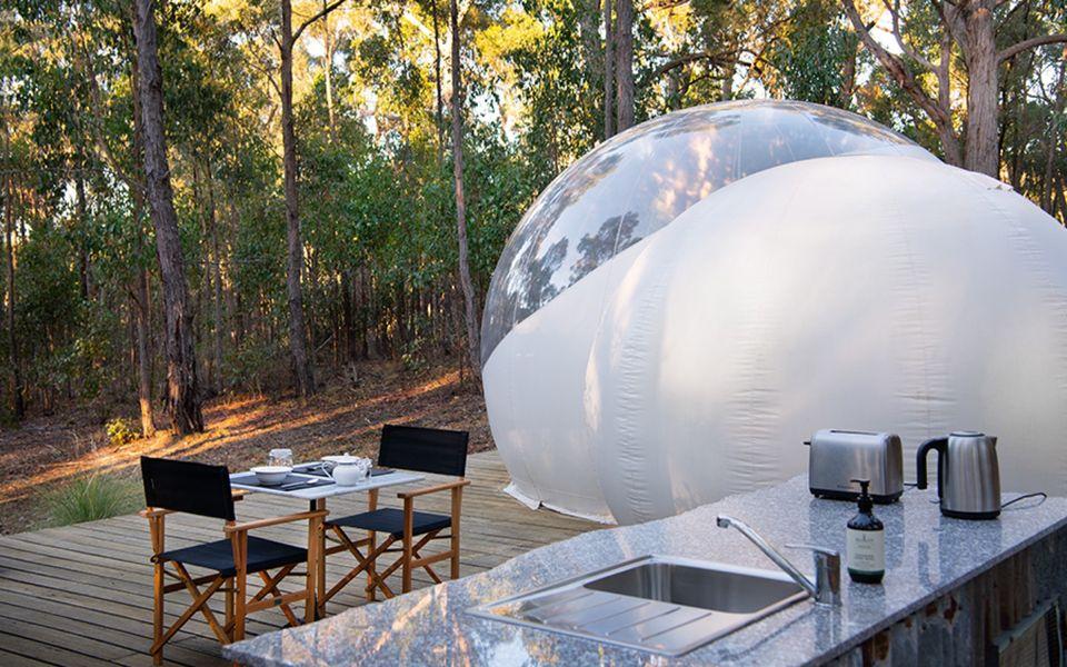Skyview Bubbletent