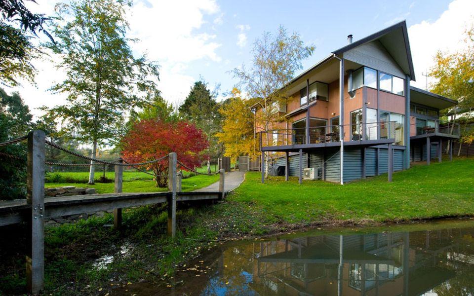 Daylesford Lake Villa 1
