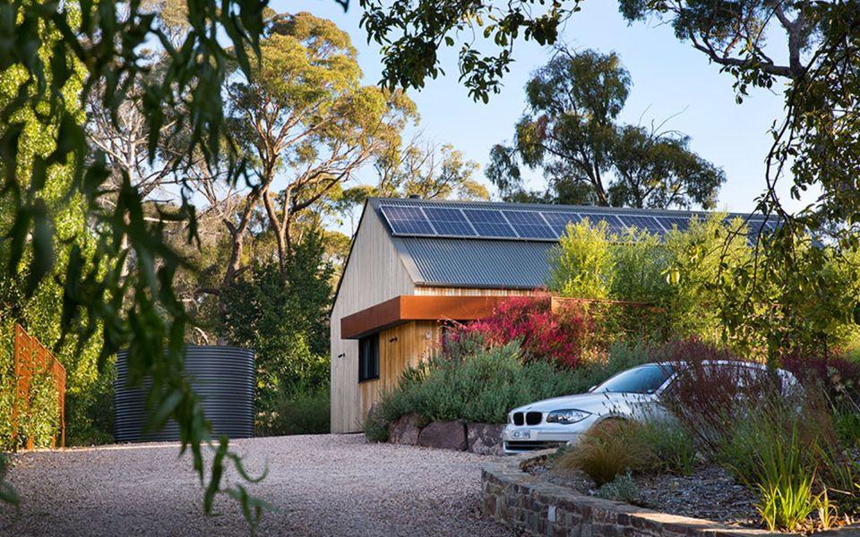 Green Retreat Passive House