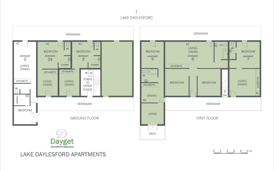 Lake Daylesford Apartments 2