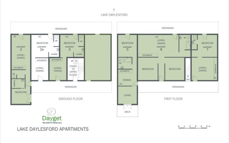 Lake Daylesford Apartments 2A