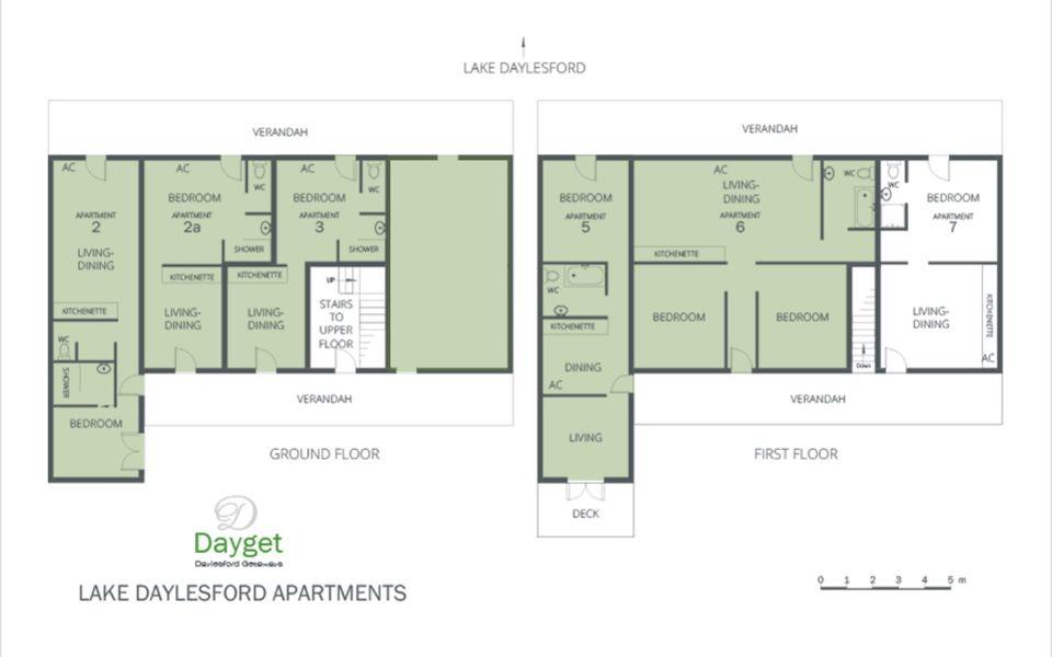 Lake Daylesford Apartments 7