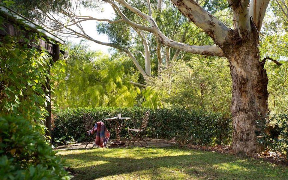 Italian Hill Garden Villa